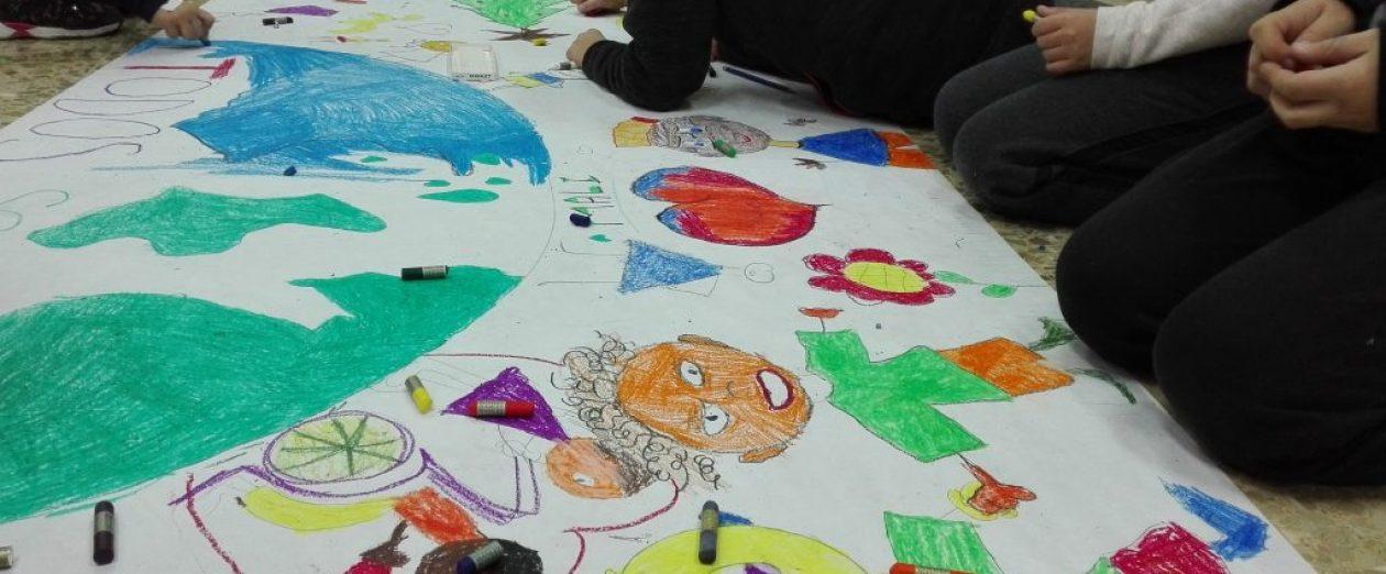 Proyectos de sensibilización del hecho migratorio en escuelas de zonas rurales