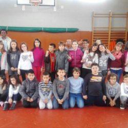 Proyectos de sensibilización intercultural realizados en el ámbito escolar.