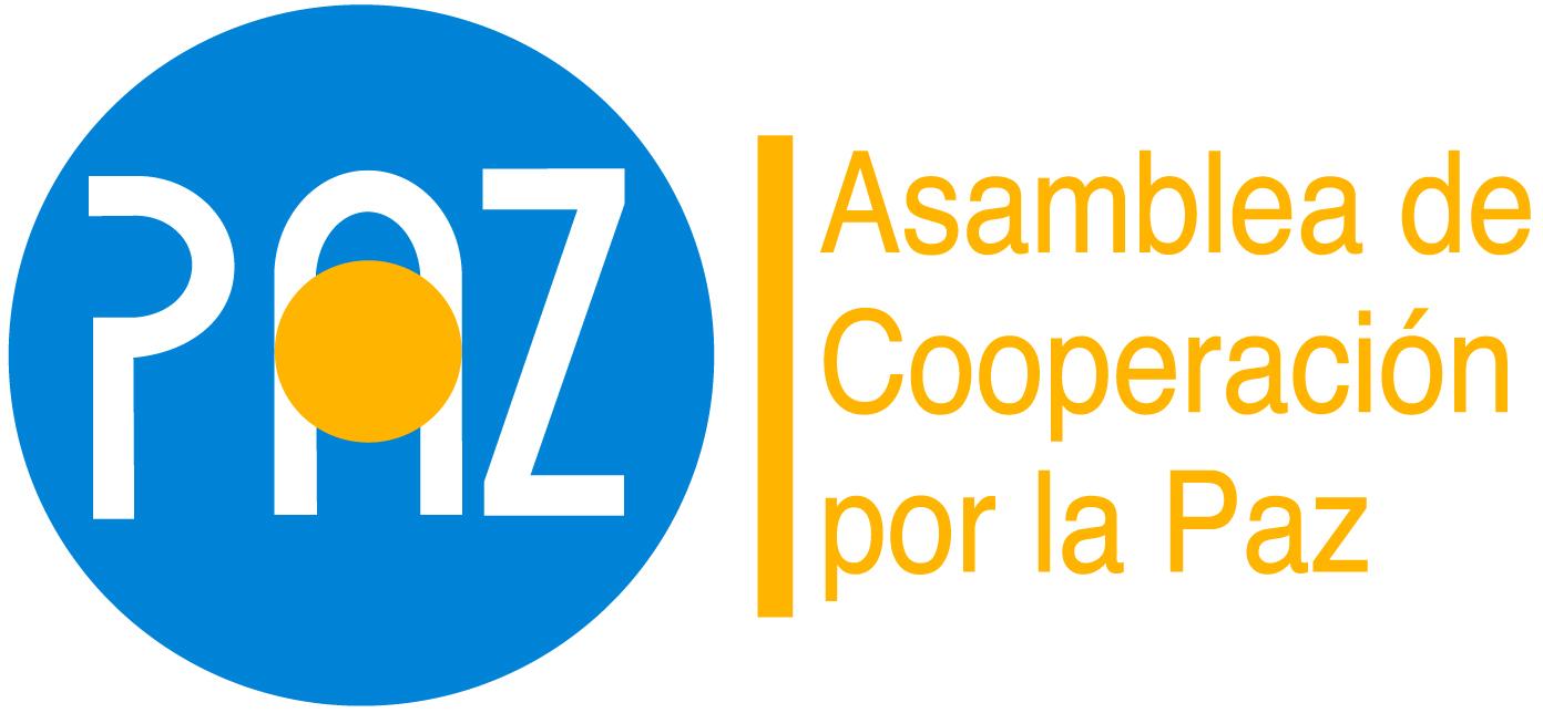asamblea cooperación por la paz